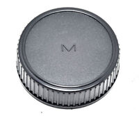 Minolta MD MC Rear Lens cap for Minolta MD Mount