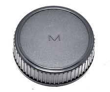 Minolta MD MC Rear Lens cap for Minolta MD Mount