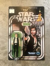 Vintage Star Wars Han Solo Complete Original First 12 Figure Carded Recard