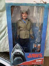 neca jaws quint figure, movie shark