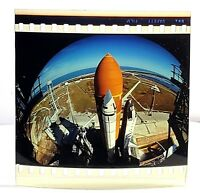 IMAX Film Cell Challenger Shuttle Launch from The Dream is Alive NASA 70MM