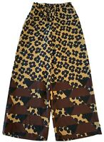 NEW, DRIES VAN NOTEN WIDE LEG PRINTED PANTS, 36, $1100