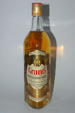 WHISKY GRANT´S FINEST SCOTCH WHISKY WILLIAM GRANT & SONS AÑOS 70 75cl