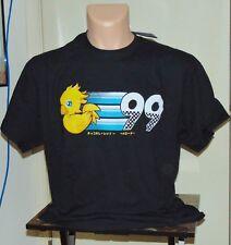 Nerd Block T-Shirt Final Fantasy CHOCOBO RACING 99 Black NWT unisex XL