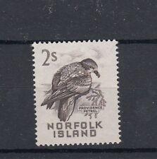 Norfolk Island 1960 Uccelli MNH