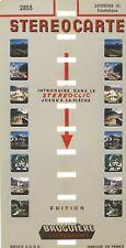 Stereocarte Bruguière n°2855 - Lourdes (5) Touristique - 8 Vues - Stéréofilms