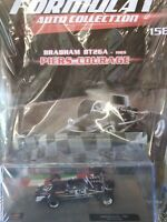 BRABHAM BT26A 1969 PIERS COURAGE  FORMULA 1 AUTO C.  #158 1:43 MIB DIE-CAST