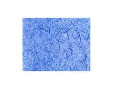 2 fogli di carta di riso per découpage 65x95 cm - Azzurro