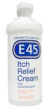 E45 Itch Relief Cream Pump 500g