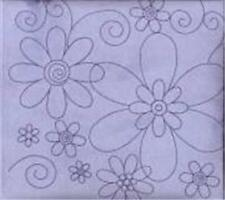 "Lilac Suede Flower 8X8"" Scrapbook Album - Crafty Koala"