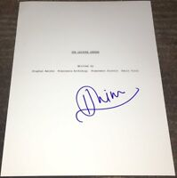 HELEN MIRREN SIGNED AUTOGRAPH THE LEISURE SEEKER 127 PAGE SCRIPT w/EXACT PROOF