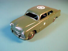 Dinky Ford Sedan Army Staff Car #170 Restored