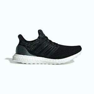 New Adidas Ultraboost Parley Black/Teal Running Shoes F36191 Women's US Size 9.5