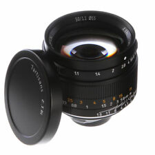 7artisans 50mm F/1.1 Manual Focus Lens For Leica M Mount M3 M6 M9 M4P M240 M8
