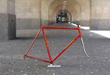 Patelli Titanium Columbus Frame / 56,5 cm / 2.582 g / red / Campagnolo