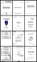 U.S. ARMY FIELD MANUALS PDF COLLECTION HQ DVD-R DISC  FREE SHIPPING