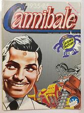 CANNIBALE 1 NUOVA SERIE PRIMO CARNERA EDITORE PAZIENZA LIBERATORE