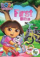 Dora The Explorer - Dora's First Bike (DVD, 2012)