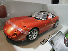 TVR TUSCAN S orange au 1/18 REVELL 08840 voiture miniature