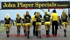 John Player Special Promotional Girls British Grand Prix 1973 Photograph 1