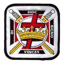 Masonic HOC patch, Masonic Riders, Mason Patch, Masonic Bikers, Biker Patches