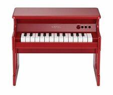 Korg Winzige Piano Rot Digital Spielzeug Klavier 25 Tasten Süß Kawaii Marke Neu