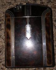 New listing vintage cigarette case lighter Ronson Art Deco Era Rare Piece