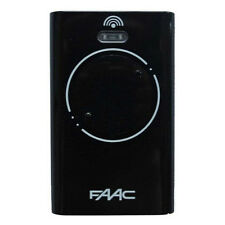 FAAC XT2 868SLH 2 Button Key Fob REMOTE CONTROL Transmitter Electric Gate Garage