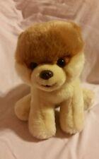 "9"" Gund Boo World's Cutest Dog Plush Pomeranian Puppy Dog Stuffed Animal Toy"