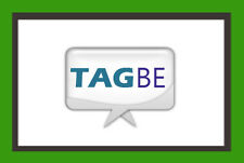 TAGBE .COM For Sale! PREMIUM DOMAIN NAME ! Aged 2005 ! BRANDABLE ! 3 4 5 letter