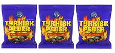 TYRKISK PEBER (Türkisch Pfeffer) Candy x 3 Beutel 150g Fazer Finnland * besten Preis