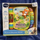 VTech Musical Rhymes Book for baby educational cognitive New