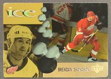 1998-99 McDonalds Upper Deck Ice - #5 Brendan Shanahan - Detroit Red Wings