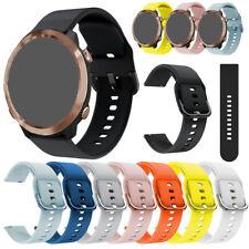 Quick Release Sport Silicone Band Strap Belt For Garmin Vivomove HR Vivoactive 3