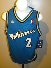 NEW John Wall Washington Wizards Youth Size Small S (8) Adidas Swingman Jersey