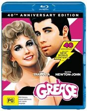 Grease (40th Anniversary Edition) BLU-RAY NEW