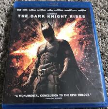 The Dark Knight Rises [Blu-ray] Movie
