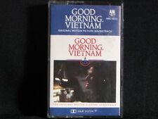 Good Morning Vietnam. Film Soundtrack. Cassette Tape. 1987. Made In Australia