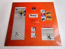 """SORRY - WISHED / LIES - VERY RARE VINYL 7"""" RUG895 STILL SEALED"""