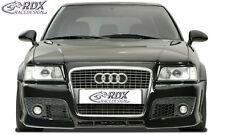 Rdx front pare-chocs Audi 80 front single Frame pare-chocs tablier avant spoiler