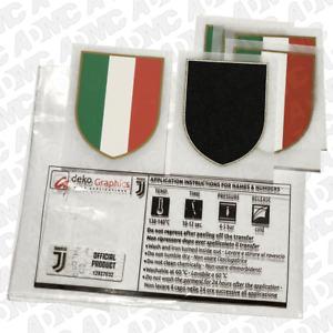 Scudetto patch, Juventus 2019/20/21 official Dekographics patch
