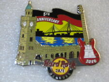 Hard Rock Cafe,HAMBURG,Magnet,Alternative,Special,5th Anniversary