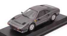 Ferrari 208 Gtb Turbo 1980 Grigio Metallizzato 1:43 Model BEST MODELS
