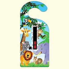 Jungle Hanger Nursery Room Safety Temperature Thermometer