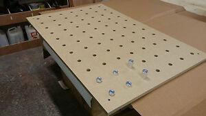 MFT/3 Top For Your Festool Table + FREE 6 Piece Aluminium Dog Set