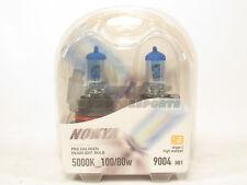 Nokya 9004/HB1 Cosmic White Headlight Pro Halogen Light Bulbs Twin Pack 5000K