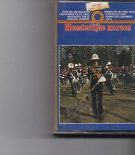 Meesterlijke Marsen-Marsmuziek Cassette