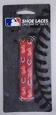 Cincinnati Reds Shoelaces