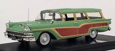 Goldvarg 1958 Ford Country Squire Green