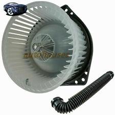Heater Blower Motor W/Fan Cage For Infiniti Nissan Subaru 72223-AE000